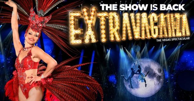 Extravaganza Show Tickets! Bally's Las Vegas Hotel & Casino