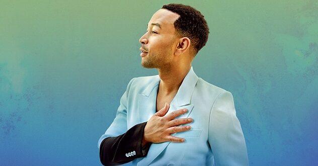 John Legend in Las Vegas at The Chelsea - Cosmopolitan of Las Vegas 9/18/21. Buy Tickets on NorthLasVegas.com