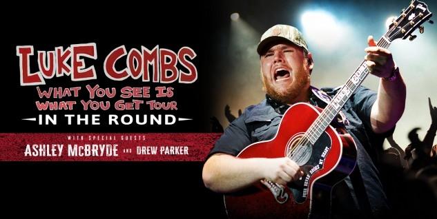 Luke Combs Tickets! T-Mobile Arena, Las Vegas 9/25/21