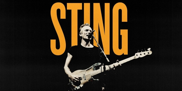 Sting Show Tickets! The Colosseum, Caesars Palace, Las Vegas on select days in Oct & Nov 2021 and June 2022