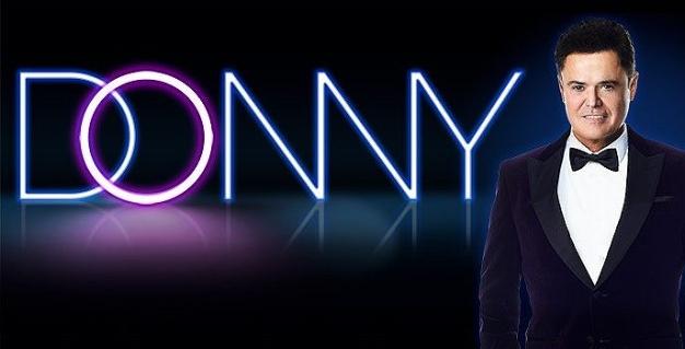 Donny Osmond Tickets! Las Vegas, Harrah's Las Vegas 8/31 - 11/20. Buy Tickets HERE on NorthLasVegas.com
