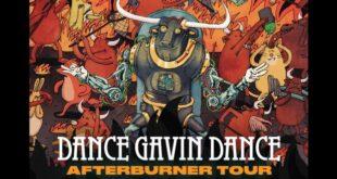 Dance Gavin Dance in Las Vegas at Brooklyn Bowl 10/20/21. Buy Tickets on NorthLasVegas.com