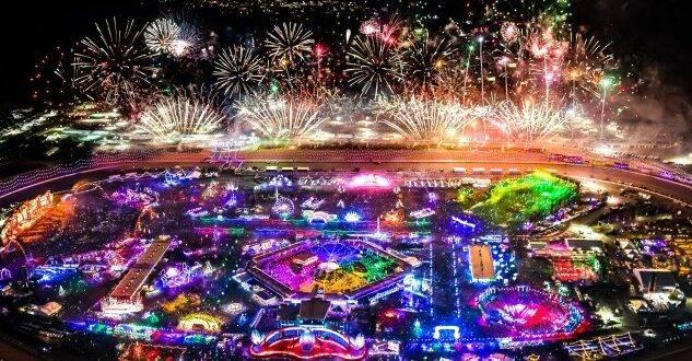 Electric Daisy Festival (EDC) Tickets! Las Vegas Motor Speedway October 22-24, 2021