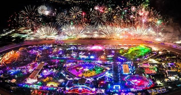 Electric Daisy Festival (EDC) 2021 Tickets! Las Vegas Motor Speedway October 22-24, 2021