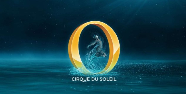 Cirque du Soleil: O Tickets! Bellagio Hotel and Casino, Las Vegas, NV