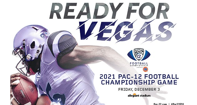 Pac-12 Football Championship Game Tickets! Allegiant Stadium, Las Vegas 12/3/21