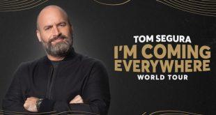 Tom Segura Tickets! Mirage Theatre Las Vegas July, October, and January