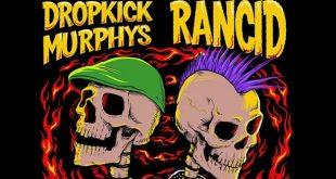 Dropkick Murphys and Rancid Concert Tickets! The Theater at Virgin Hotels Las Vegas,10/15/21
