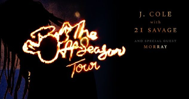 J. Cole Concert Tickets! MGM Grand Garden Arena, Las Vegas 10/16/21