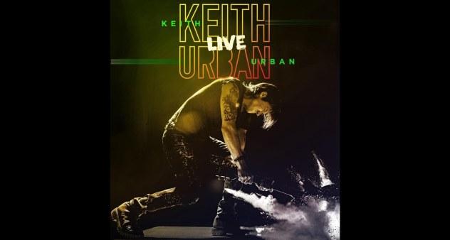 Keith Urban Las Vegas Residency, The Colosseum at Caesar's Palace Sept 17-25, 2021