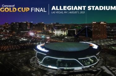 CONCACAF Gold Cup - Final Game Tickets! Allegiant Stadium Las Vegas 8/1/21