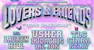 Lovers and Friends Festival Tickets! Las Vegas Festival Grounds, May 14-15, 2022.