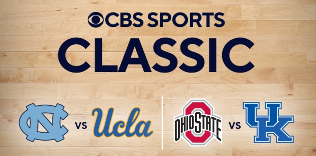 CBS Sports Classic 2021 Las Vegas! NC, UCLA, Ohio State, Kentucky - T-Mobile Arena 12/18/21. Buy GAME Tickets on NorthLasVegas.com