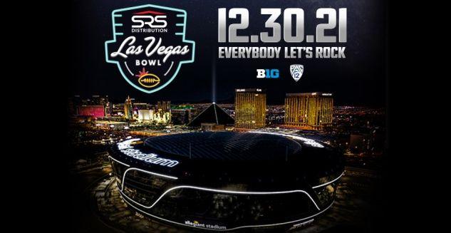 The 2021 Las Vegas Bowl Game Tickets! Allegiant Stadium, 12/30/21.