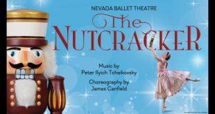 Nevada Ballet Theatre's The Nutcracker Tickets! Las Vegas, The Smith Center, Dec 11-26, 2021